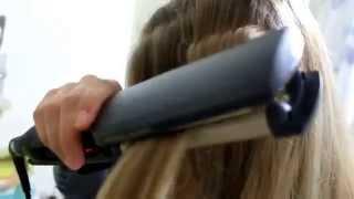 getlinkyoutube.com-Su Dalgası Saç Modeli Nasıl Yapılır ?