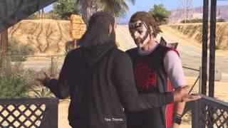 getlinkyoutube.com-Grand Theft Auto 5 - Officer Speirs - Big Truck
