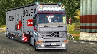 getlinkyoutube.com-ETS2 - Mercedes-Benz Actros