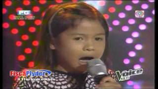 getlinkyoutube.com-9 Year Old Stunning Performance on The Voice Kids Philippines - Lyca ( Complete Clip / Full Screen )