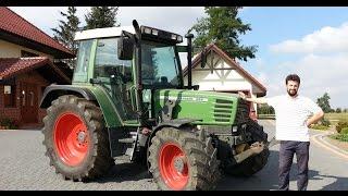 getlinkyoutube.com-Rolnik Szuka... Traktora - Fendt Farmer 309C ||9 (Walk Around / Prezentacja)