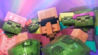 getlinkyoutube.com-Annoying Villagers 14 - Original Minecraft Animation by MrFudgeMonkeyz