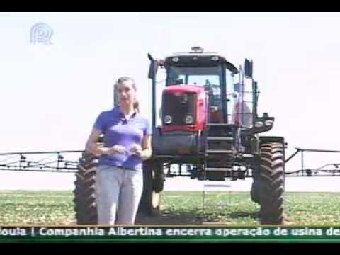 Técnica Rural-Agricultura de precisão na pulverização da soja-CANAL RURAL.01