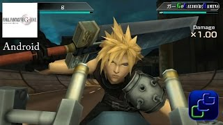 getlinkyoutube.com-Final Fantasy VII G-Bike Android Gameplay - Prologue, Chapter 1 Boss Cloud Tifa Limit Break
