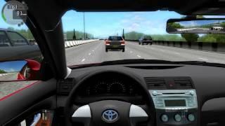 getlinkyoutube.com-City Car Driving - Toyota Camry