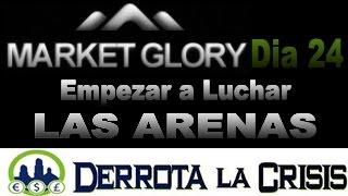 getlinkyoutube.com-Market Glory 4, Empezar a Luchar en la Arena y Estrategia a Seguir