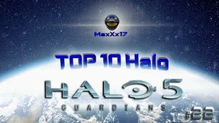 getlinkyoutube.com-Top 10 Kills Halo - Épisode 22 ! (Halo 5 Guardians)