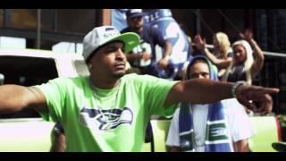 "getlinkyoutube.com-Seattle Seahawks 12th Man Anthem ""NEVA-SCARED"" (OFFICIAL VIDEO)"