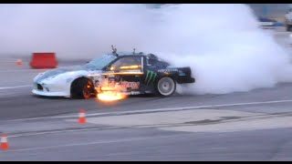DRIFT 2015 HERAKLION-CRASH CAR