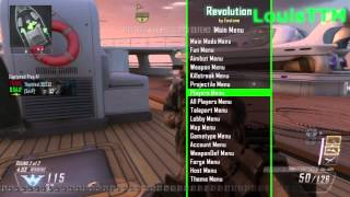 getlinkyoutube.com-BO2- Modded Lobby - PS3 (NO JAILBREAK)