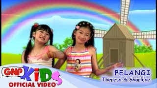 getlinkyoutube.com-Pelangi - Sharlene & Theresa (official video)