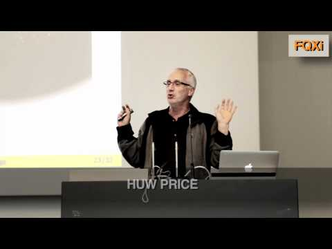 Huw Price on the UNIVERSE