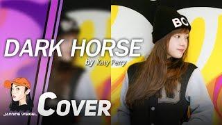 getlinkyoutube.com-Dark Horse - Katy Perry cover by Jannine Weigel