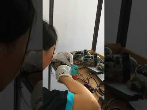 Производство Светодиодных линз Dixel Bi Led mini 3.0 (часть 1)