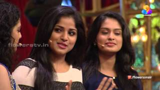 getlinkyoutube.com-Comedy Super Nite with Chandini, Hana | ചാന്ദിനി , ഹന│CSN  # 194