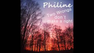 "getlinkyoutube.com-Philine ""Two wrongs don´t make a right"""