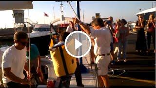 Porto Turistico di Capri: Inaugurato il sistema di imbarco per disabili (Video)