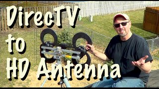 getlinkyoutube.com-Get FREE TV - Replace DirecTV with an Off-the-Air Antenna