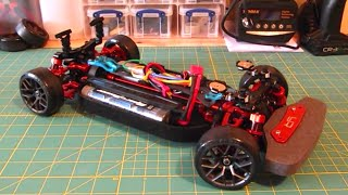 getlinkyoutube.com-Drift Project: Tamiya TT01 E Build / Upgrade Series - Episode 10