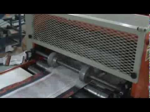 Cement bag making machine NV 1100, Masina za dzakove NV 1100