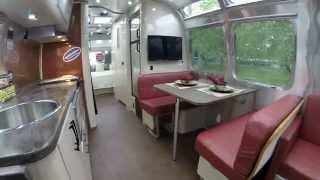 getlinkyoutube.com-Walk Through 2016 Airstream International Serenity 30W Travel Trailer - Hershey Rv Show Edition