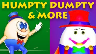 getlinkyoutube.com-Humpty Dumpty Sat On A Wall And Many More