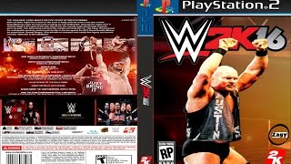 getlinkyoutube.com-WWE2K16 PS2 Work in progress