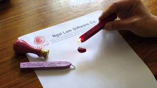 getlinkyoutube.com-How to use our sealing wax