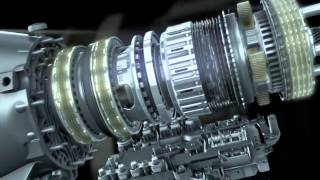 getlinkyoutube.com-Mercedes-Benz 7G-TRONIC Plus Transmission