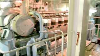 getlinkyoutube.com-Tanker Engine Room