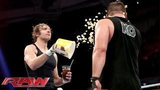 getlinkyoutube.com-Dolph Ziggler vs. Kevin Owens: Raw, December 7, 2015