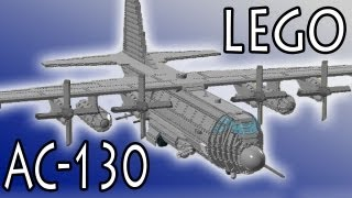 getlinkyoutube.com-LEGO Lockheed AC-130