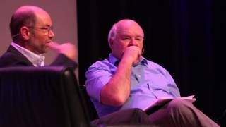 getlinkyoutube.com-Will science ever find God's fingerprints? - Prof. John Lennox & Prof. Pieter Kruit