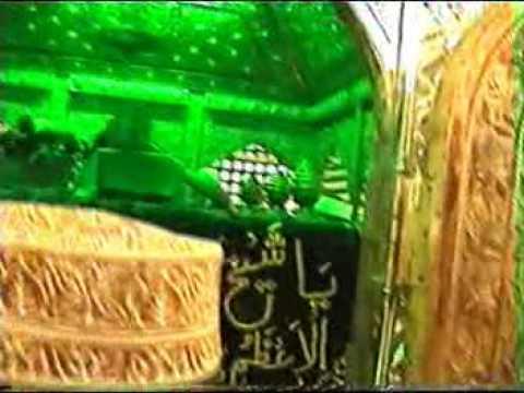 Ghousia Darbar Change of Chadar at Baghdad 4