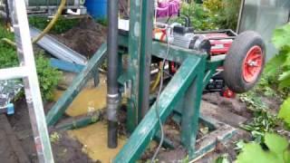 getlinkyoutube.com-Einfach Brunnen bohren