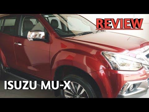 Isuzu MU-X Review It worth? Get to Know.
