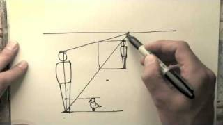 getlinkyoutube.com-Perspective Drawing in Proportion Tip