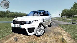 getlinkyoutube.com-City Car Driving 1.5.1 Range Rover Sport SVR [G27]