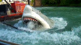 getlinkyoutube.com-The Last Ride Ever on Jaws at Universal Studios Orlando For TPR