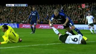 getlinkyoutube.com-Real madrid vs Valencia full match 2016 2-2 hd