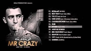 getlinkyoutube.com-07. MR CRAZY - ZIYARA - Feat M-Fix [ ALBUM L88 2015 ]