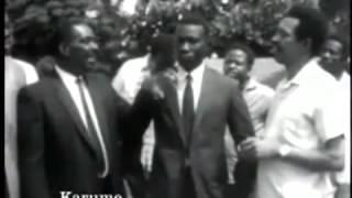 ZANZIBAR REVOLUTION   JOHN OKELLO, KARUME AND ABDALAHMAN BABU