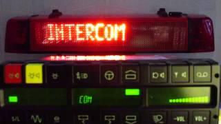 getlinkyoutube.com-Hella RTK6 Flughafen-Vorfeld, zwei rote BSX zur Heckabsicherung, Matrix, ASW, 5x WL-LED