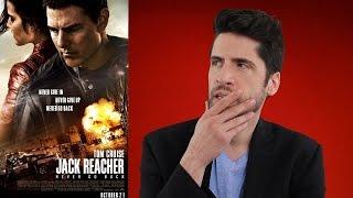 getlinkyoutube.com-Jack Reacher: Never Go Back - Movie Review