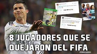 getlinkyoutube.com-8 JUGADORES QUE SE QUEJARON DEL FIFA