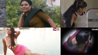 Actress Aishwarya Rajesh Hot Scene - CineBulk