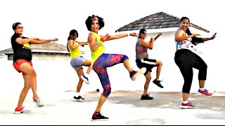 getlinkyoutube.com-Menea La Pera by BIP (ZIN 51)   Zumba® Cardio Routine by Vijaya
