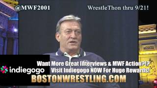 "getlinkyoutube.com-""Mr. Wonderful"" Paul Orndorff Studio Shoot Interview (Complete) FREE Boston Wrestling MWF WWE WCW"