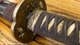 "Cheap ""Antique"" eBay Samurai Swords From China: Fake or Genuine?"