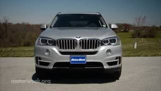 getlinkyoutube.com-MotorWeek   Road Test: 2016 BMW X5 xDrive40e